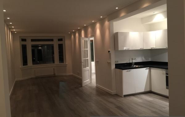 Haarlem – Complete stuc- en schilderwerk in en rond het huis